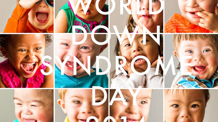World Changing 2 Year Olds | World Down Syndrome Day 2014