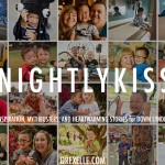 KnightlyKisses for Down Syndrome Awareness Month