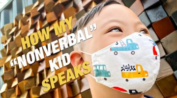 how to communicate with a nonverbal child